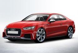 Audi RS5 2017: adelanto de su diseño final a través de estas recreaciones