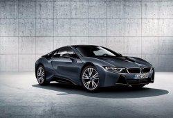 BMW i8 Protonic Dark Silver Edition, un toque extra de exclusividad