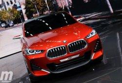 BMW X2 Concept: Un SUV compacto y atrevido
