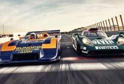 Los más raros Porsche de competición reunidos en el GP histórico de Zandvoort 2016