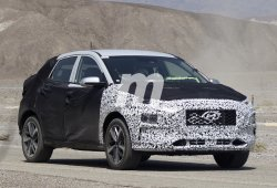 Al fin cazamos al nuevo B-SUV 2018 de Hyundai
