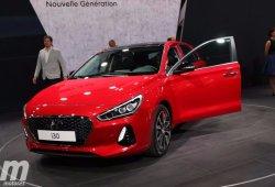 Hyundai i30 2017, la nueva generación estrena una imagen refinada y elegante