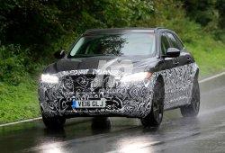 Sale a la luz la primera mula 100% eléctrica del Jaguar J-Pace