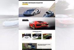 Lamborghini presenta su nueva página web y configurador on-line