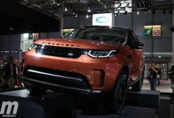 Land Rover Discovery 2017: más grande, espacioso, ligero y tecnológico