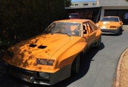 El primer McLaren M81 Ford Mustang y el IMSA GTO descubiertos después de 30 años