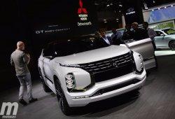 Mitsubishi GT-PHEV Concept: el concepto Ground Tourer debuta en París