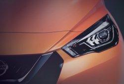 El nuevo Nissan Micra se presentará en el Salón de París 2016, y este es su primer adelanto