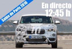 Salón de París 2016: las novedades de BMW en directo