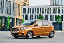 El nuevo Ford KA+ llega a los concesionarios con un precio de partida de 8.850€