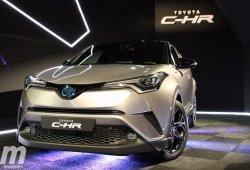 Precios del Toyota C-HR: el crossover japonés llega a España desde los 29.000€