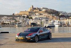 El Electric GT se pone en marcha en la isla de Ibiza