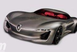 Renault TreZor: así es el concept que la marca mostrará en el Salón de París 2016