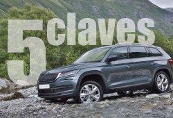 Skoda Kodiaq: te descubrimos las 5 claves del nuevo SUV