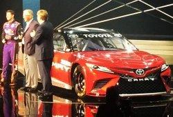 La NASCAR podría haber desvelado por error el nuevo Toyota Camry 2018