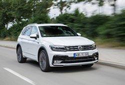 Europa - Agosto 2016: El nuevo Volkswagen Tiguan cautiva al público