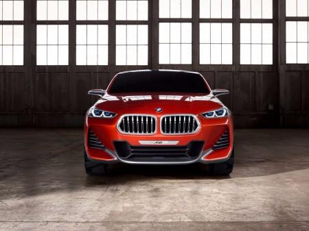 BMW Concept X2: Un SUV compacto y atrevido