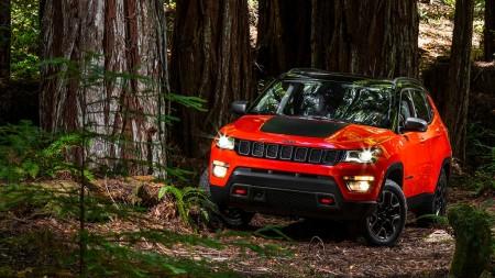 El nuevo Jeep Compass 2017 ya es oficial: así es el crossover con capacidades off-road