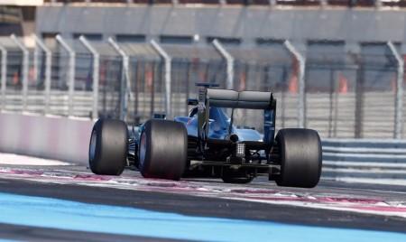 Los Pirelli de 2017 ya acumulan más de 6.200 km de test