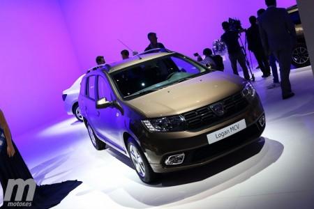 Dacia introduce los nuevos Sandero y Logan, un cambio EDC y el motor SCe 75