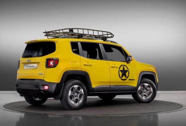 Jeep Renegade \u0026quot;Moparizado\u0026quot;, una demostración de hasta dónde puede llegar este crossover