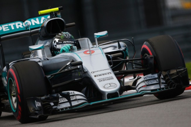 Un nuevo as en la manga de Mercedes. ¿Qué es el FRIC?