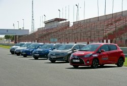 24 Horas híbridas Toyota 2016: la carrera por la eficiencia
