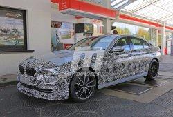 Alpina B5 2017: un primer vistazo a la alternativa de Alpina al BMW M5