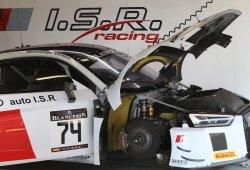 El Audi #74 suma la pole de la Blancpain en Barcelona