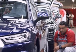 Así es como nacen los Audi Q5, una visita a su planta de producción