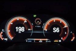 Así es como acelera el diésel de cuatro turbos del nuevo BMW Serie 7