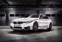 BMW M4 DTM Champion Edition 2016, un ganador en edición limitada