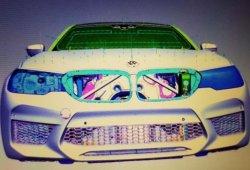 El diseño del BMW M5 G30 se filtra en la red