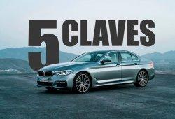 BMW Serie 5 2017: las 5 claves para entender la séptima generación