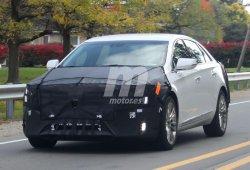 El nuevo Cadillac XTS 2018 ya rueda fuera de la pista de pruebas