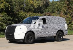 Ford Expedition 2018: cuerpo de aluminio y estética F150 para el SUV full-size