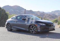 Honda Civic Si 2017: listo para ser presentado en el Salón de Los Ángeles 2016