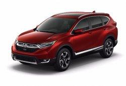 Honda CR-V 2017, la renovación de este SUV se presenta en Estados Unidos