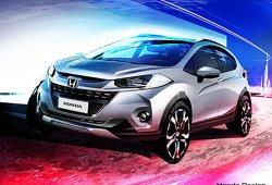 Honda WR-V, un pequeño SUV que será destinado a mercados emergentes