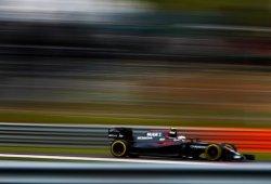 Jenson Button puntúa, pero se queda con ganas de más