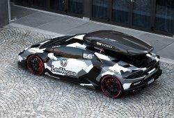 El nuevo juguete de Jon Olsson es este Lamborghini Huracán de más de 800 CV