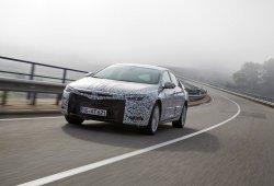 Opel presenta oficialmente el Insignia 2017 con sus prototipos de validación