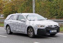Opel Insignia Sports Tourer 2018: cazado por primera vez