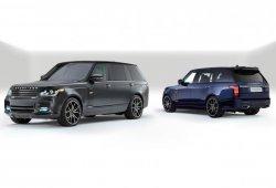 El Range Rover London Edition de Overfinch es más caro que un Bentley Bentayga