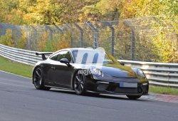 El Porsche 911 GT3 facelift muestra su carrocería definitiva