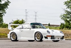 Porsche 911 GT2 Evo: el 'air-cooled' más poderoso de la historia de la marca