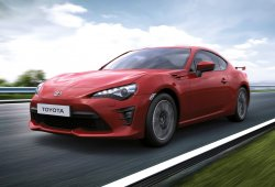 El nuevo Toyota GT86 2017 ya está a la venta en España: te descubrimos su precio