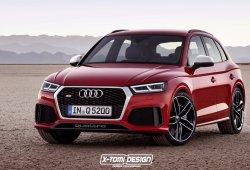 Recreación: ¿Nos imaginamos al nuevo Audi RS Q5?