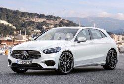 Mercedes Clase A 2018: te anticipamos su diseño con esta recreación