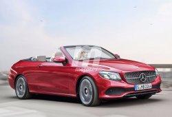 El Mercedes Clase E Cabrio 2017 nos adelanta su diseño en esta recreación